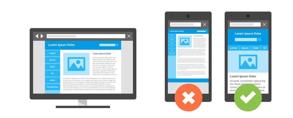 Why make a website mobile friendly Simply Marketing